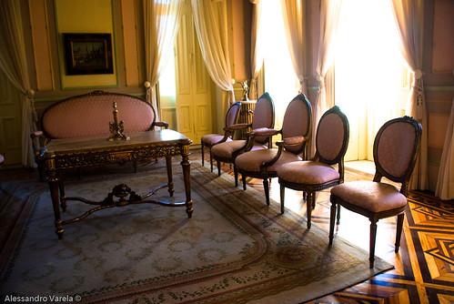 Palácio do Campo das Princesas - Sala das Embaixatrizes