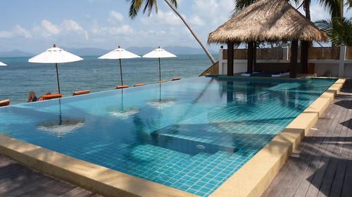 Koh Samui Mimosa Resort-pool コサムイ ミモザリゾート8
