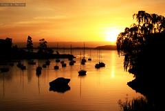 El sol (Carlos Alberto Tellera) Tags: sunset sky luz sol canon lago eos arte diego cielo postal 1855 puesta crdoba ocaso marino embalse polarizador calamuchita 450d dondeseescondeelsol insivibilida