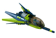Dragonfly 01 (Brainbikerider) Tags: classic lego dragonfly space spacecraft moc starfighter foitsop