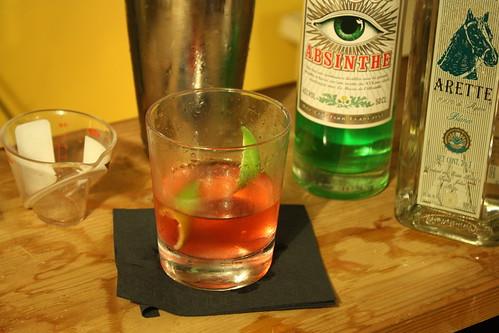 Tequila Sazerac