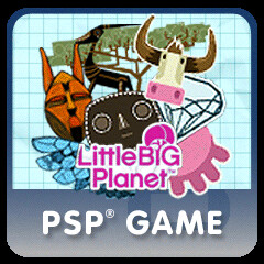 LBP PSP Savannah Theme Level Pack