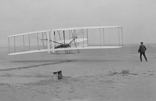 Wright Brother Airplane