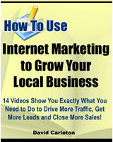 Local-Business-Marketing-Success-Internet-Marketing by David Carleton