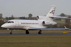 HB-IGI - 83 - Cat Aviation - Dassault Falcon 900EX - Luton - 091111 - Steven Gray - IMG_4496