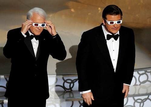 Alec Baldwin and Steve Martin Academy Awards 2010