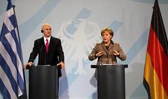 Συνάντηση με την Γερμανίδα Καγκελάριο, Angela ...