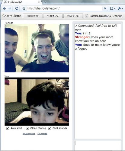 Funny Chatroulette Pictures Added This