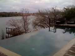 Another beautiful shot of the invisible pool at the #smch3 at #sxsw