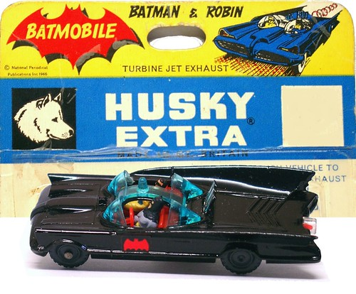 Husky Batmobile