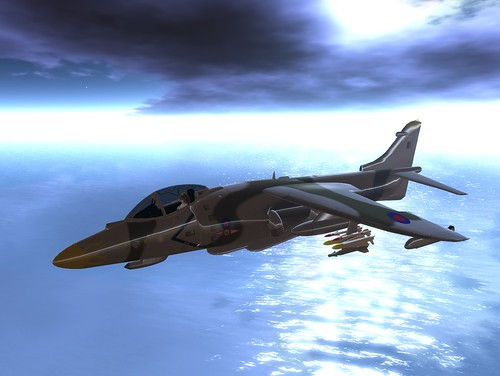 Harrier MK1