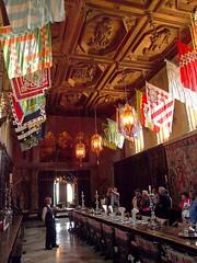 Hearst Castle Dining Room (Greg Lilly Photos) Tags: sansimeon hearstcastle e510 1454