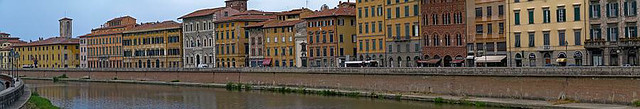 Panorama photo no. 12 - Italy, Tuscany, Pisa