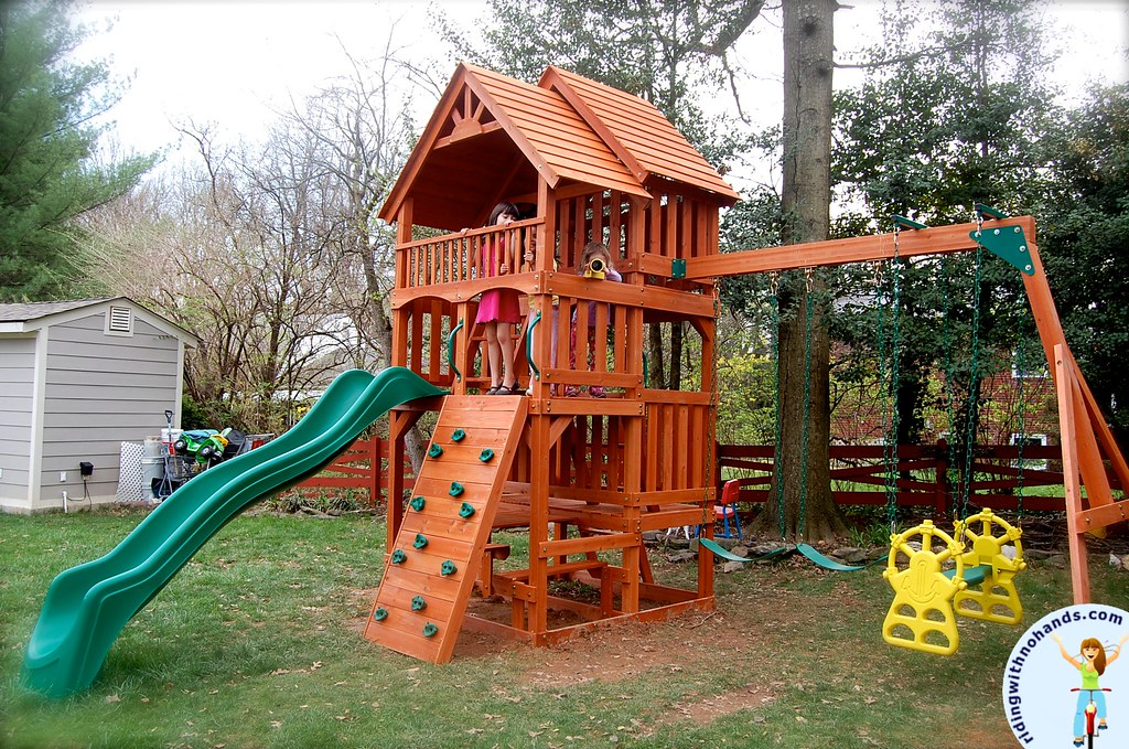 our backyard discovery playset my first impressions oh so