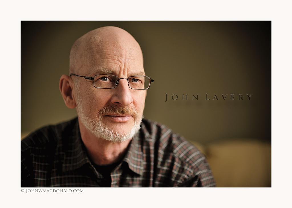 John Lavery - Headshot 2