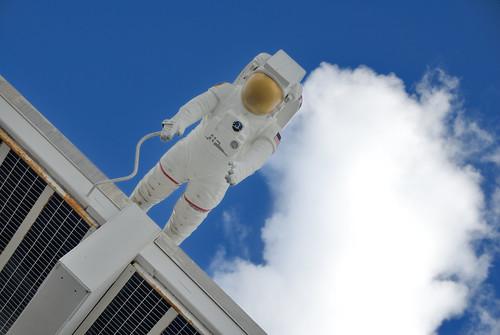 El astronauta perenne
