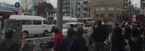 Keikyu Kawasaki Daishi station