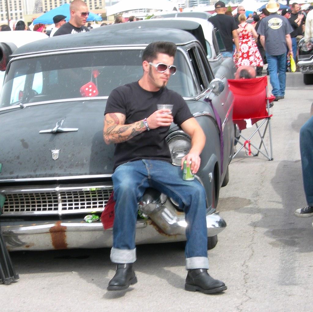 The Worlds Best Photos Of Carshow And Kustomkarkommandos Flickr - Vegas rockabilly car show