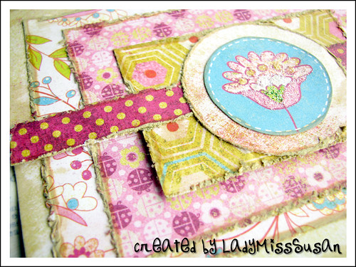 Lovely Card Created by LadyMissSusan