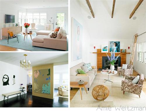 Amie Weitzman: Interior Designer