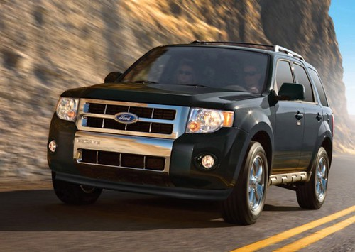 Ford Escape: Una camioneta ideal para el ahorro