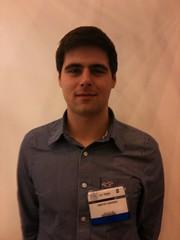 Timothy Edwards, your #lbf10 #readsa volunteer liveblogger!