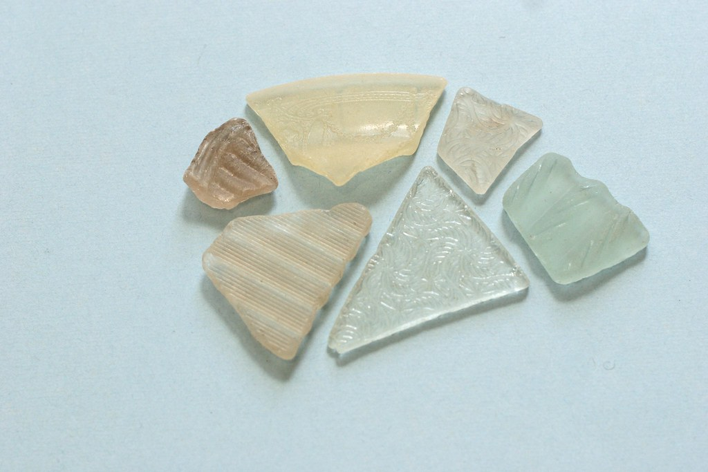 April 12: Texture-y sea glass