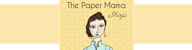 the paper mama shop banner