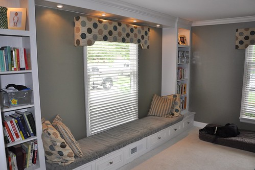 Completed Built-Ins