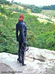 karen chessman leather fetish dominatrix look with whip in costa rica november 2008 (Karen Chessman: In Trans Umbraculis Fetish Luminis) Tags: costa france mannequin nature leather fashion fetish french outdoors photography high model glamour highheels boots photos moda lifestyle rica karen tgirl transgender jacket gloves jungle tranny transvestite heels tight trans mistress fashionista transexual mode rider diva couture equestrian pelle domme leder kinky bottes femdom stilettos longhairs classy dominatrix domina modele glamorous cuero dominatrice cuir fetisch stiefel travesti chessman modelle modello gants maitresse transexuelle lifestyler transgenre jodphurs redhairs karenchessman ledermode