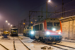 Depot_de_Kinkempois_SNCF_BB36022+SNCB_HLE2381_03122010 (giesen.torsten) Tags: sncb nmbs nikond200 nikon kinkempois depotkinkempois alstom astride bb36000 bb36022 tritension sncf