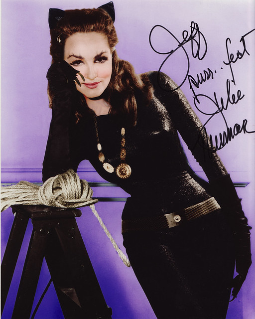 Julie Newmar - Photo Set