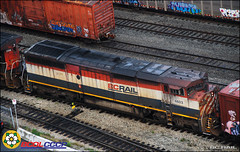 BC RAIL (BCOL CCCP) Tags: canada train bc taken railway columbia well british newwestminster cccp bcr bcrail 4603 bcol