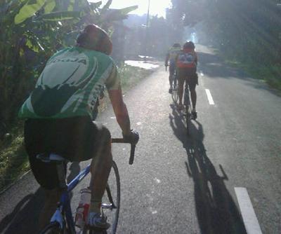 Recovery riding Atlit Yogyakarta - Foto Supandito