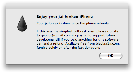 Tutorial : Jailbreak iPhone Tiga Generasi (Update : 3 1 3)