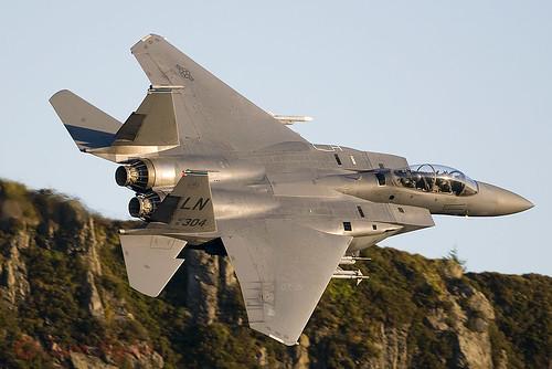 F15 -E  Eagle