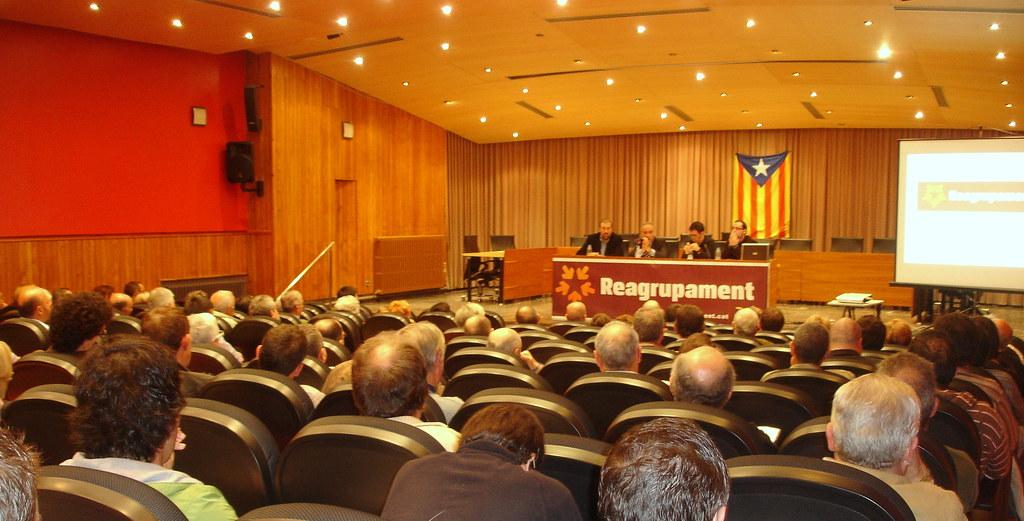 Balaguer escolta lalternativa de Reagrupament