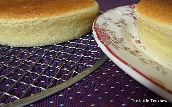 Cotton Soft Japanese Cheesecake 4