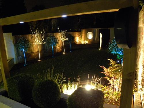 Garden Lighting Wilmslow Image 14