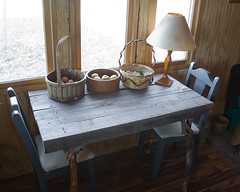 New Table, Old Wood
