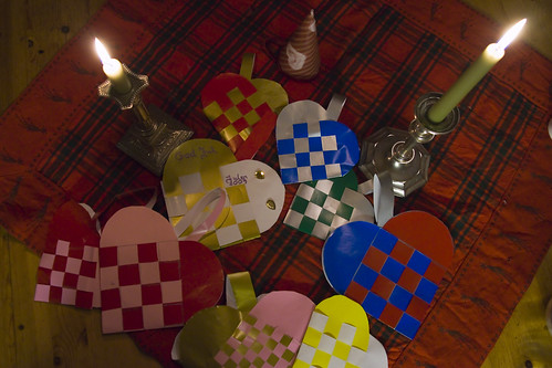 Julekurver - slik lager du julekurver