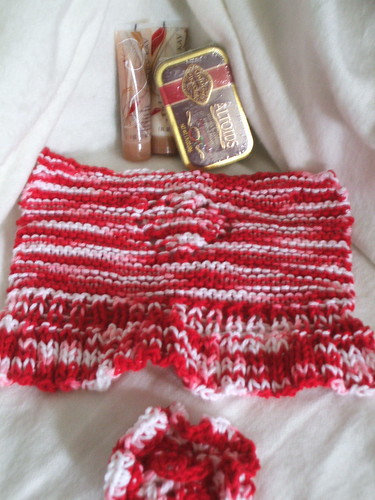 Dancing Dishcloth from Grace