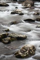 Rapids (Stuart Sipahigil) Tags: autumn nature water landscape nikon rocks stream greatsmokymountainsnationalpark d700 indurotripod
