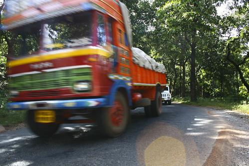 Camion indien