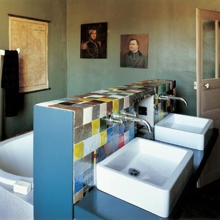 baños compartidos