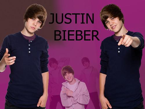 justin bieber wallpaper 2009. 01 Justin Bieber - Wallpaper