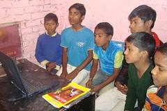 a brand new computer class