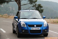 sport cars suzuki swift sport edition 8