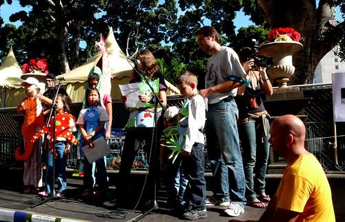 084 Cadena Humana 28 noviembre 2009