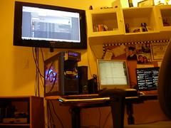 Messy Desktop 2 (JonJCP) Tags: pc samsung xbox